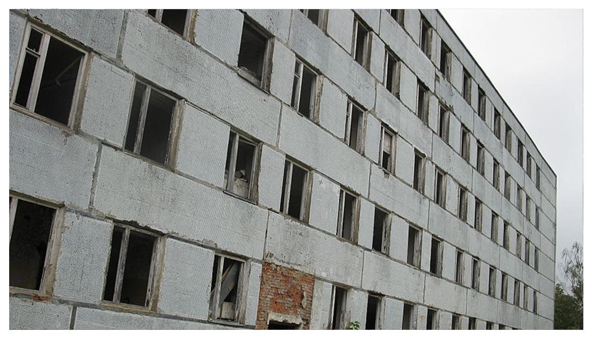 Szczecin – miasto widmo