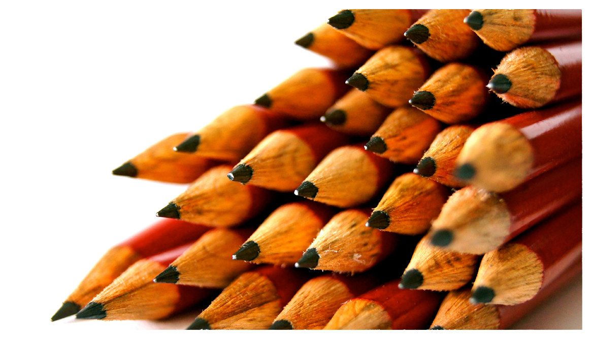 A ty wiesz jak zrobić ołówek?